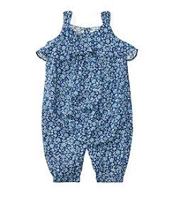 Ralph Lauren® Baby Girls' Floral Romper