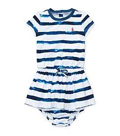 Ralph Lauren® Baby Girls' T-Shirt Dress