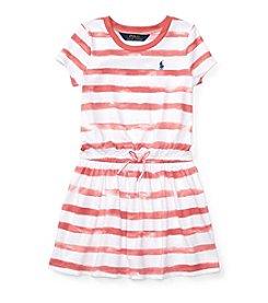Polo Ralph Lauren® Girls' 2T-6X T-Shirt Dress