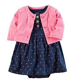 Carter's® Baby Girls' 2-Piece Dress Set
