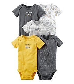 Carter's® Baby Boys' 5-Pack Bodysuits