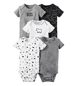 Carter's® Baby Boys' 5-Pack Baby Bears Bodysuits