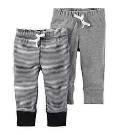 Carter's® Baby Boys' 2-Pack Striped Pants
