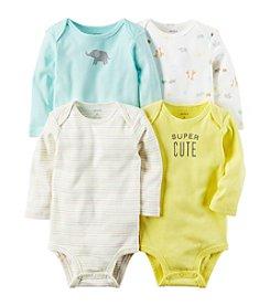 Carter's® Baby 4-Pack Super Cute Bodysuits