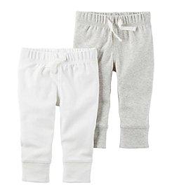 Carter's® Baby 2-Pack Pants Set