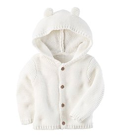 Carter's® Baby Textured Bear Hoodie