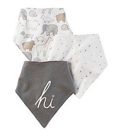 Carter's® Baby 3-Pack Bandana Bibs