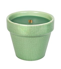 WoodWick® Windowsill Herbs Garden Pot Candle