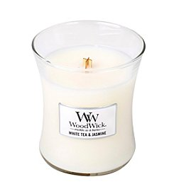 WoodWick® White Tea & Jasmine Candle