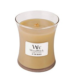 WoodWick® At The Beach Candle