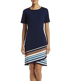 Prelude® Striped Tulip Hem Dress