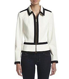 Calvin Klein Contrast Trim Jacket