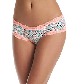 Zoe&Bella @BT Printed Lace Boyshorts