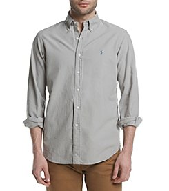 Polo Ralph Lauren® Men's Garment-Dyed Cotton Shirt