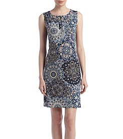 Prelude® Paisley Circles Tank Dress
