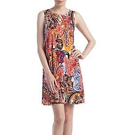 Prelude® Paisley Tank Dress