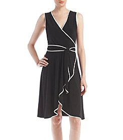 Calvin Klein Waist Tie Dress