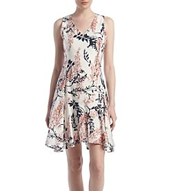 Ivanka Trump® Floral Dress