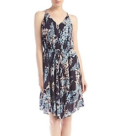 Ivanka Trump® Floral Swing Dress