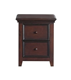 Acme Furniture Lacey Nightstand with 2 Drawers