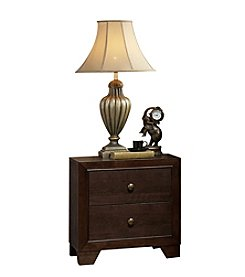Acme Furniture Madison 2-Drawer Nightstand