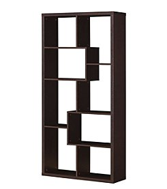 Acme Furniture Mileta 8-Shelf Open Bookcase