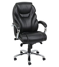 Acme Furniture Kera Leather Office Chair