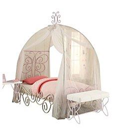 Acme Priya II Full Bed with Canopy