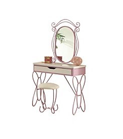 Acme Furniture Priya II Vanity Table and Mirror