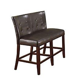 Acme Bravo Counter Height Love Chair