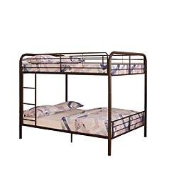 Acme Bristol Full over Full Bunk Bed