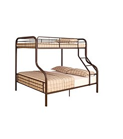 Acme Cairo Twin over Full Bunk Bed