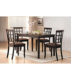 Acme Cardiff Set of 2 Side Chairs