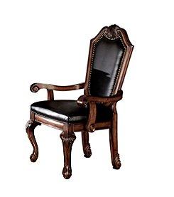 Acme Chateau de Ville Set of 2 Arm Chairs