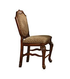 Acme Chateau de Ville Set of 2 Counter Height Chairs