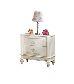 Acme Dorothy 2-Drawer Nightstand
