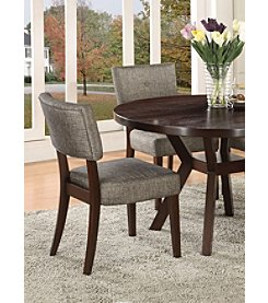 Acme Drake Set of 2 Side Chairs
