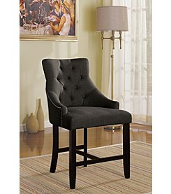 Acme Drogo Set of 2 Counter Height Chairs