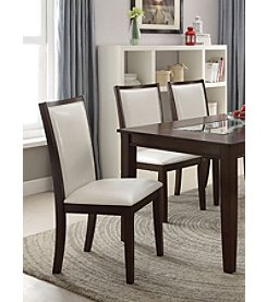 Acme Eastfall Set of 2 Side Chairs