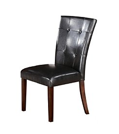 Acme Easton Set of 2 Side Chairs