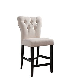 Acme Effie Set of 2 Counter Height Chairs