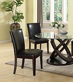 Acme Gabe Set of 2 Side Chairs