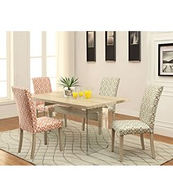 Acme Glassden Set of 2 Side Chairs
