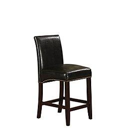 Acme Jakki Set of 2 Counter Height Chairs