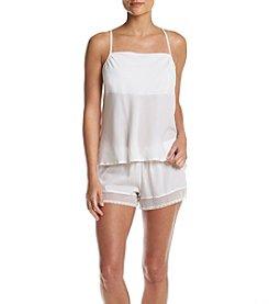Betsey Johnson® Lace Cami and Shorts Set