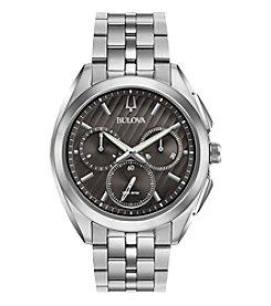Bulova® CURV Men's Chronograph Bracelet Watch