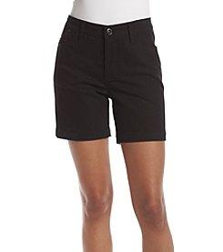 Bandolino® Mandie Twill Shorts