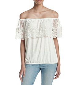 Adiva Off The Shoulder Tee