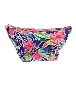 Erica Lyons® Cosmetic Pouch Tropical Flowers