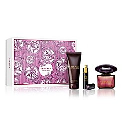 Versace® Crystal Noir Gift Set (A $145 Value)